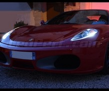 Sidelights LED Pack (xenon white) for Ferrari F430