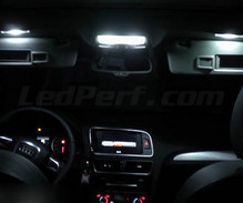 Pack interior Full LED (Pure white) for Audi Q5 - Light