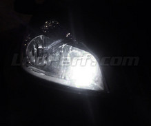 Pack sidelights LED (xenon white) for Renault Clio 3