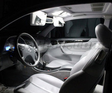 Pack interior Full LED (Pure white) for Mercedes Classe E W211