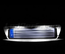 Pack LED License plate (Xenon White) for Citroen C3 I
