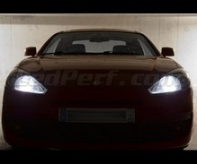 Pack sidelights LED (xenon white) for Hyundai Coupe GK3