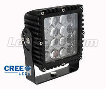 Additional LED Light Square 80W CREE for 4WD - ATV - SSV