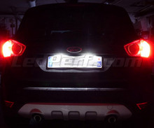 Pack LED License plate (pure white) for Ford Kuga
