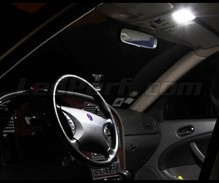 Pack interior Full LED (Pure white) for Saab 9-5
