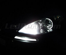 Pack sidelights LED (xenon white) for Peugeot 807