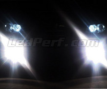 Pack fog lamps Xenon Effect for Alfa 156