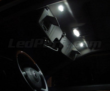 Pack interior Full LED (Pure white) for Renault Vel Satis