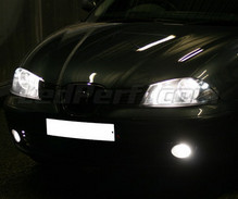 Xenon Effect bulbs pack for Seat Ibiza 6L headlights