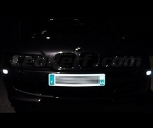 Pack sidelights LED (xenon white) for BMW Z3