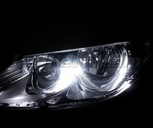 Pack sidelights led (xenon white) for Seat Exeo