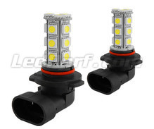 Pack of 2 HB3 LEDs Bulbs 6000K