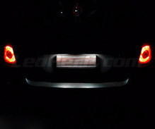 Pack LED License plate (6000K pure white) Mini Cooper III (R56)