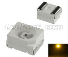 50 smd TL LED - Orange - 140mcd
