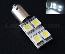 H6W LED - BAX9S Base - White - Rotation