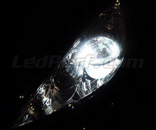 Pack sidelights LED (xenon white) for Citroen C3 I