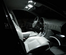 Pack interior Full LED (Pure white) for Alfa Romeo 166