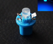 Blue 12V type 1 LED on bracket (w1.2w)