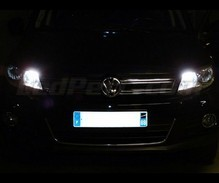 Pack Xenon Effects daytime (DRL) and Hi-beam H15 bulbs for Volkswagen Tiguan
