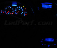 Instrument panel LED kit for Peugeot 206 Mux