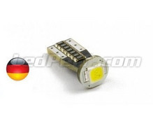 MIG 24V T10 LED - cool White - Anti-onboard-computer (OBC) error - W5W - 6500K