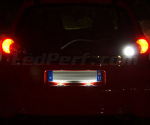 Pack LEDs (white 6000K) backup lights for Citroen C1