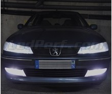 Pack Xenon Effects headlight bulbs for Peugeot 406