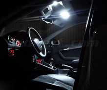 Pack interior Full LED (Pure white) for Audi A3 8P - Plus