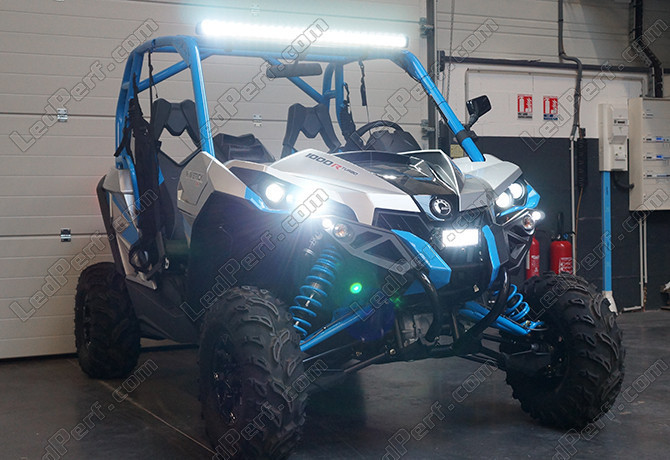 Led - Autre - Autre 2017 Can AM Maverick Tuning