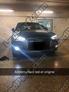 Led AUDI A3 SPORTBACK 2014 S line Tuning