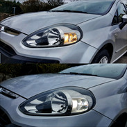 Led FIAT PUNTO EVO 2009 Multijet Tuning